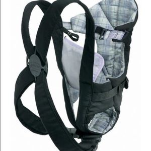 Infantino Black Cozy Rider Carrier 8-20LBS